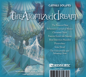 The Atomized Dream back