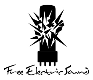 Free Electric Sound Logo