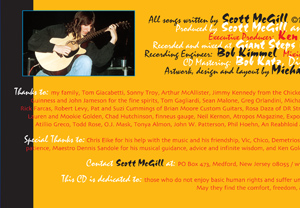 Scott McGill Ripe Booklet Inside Detail 1