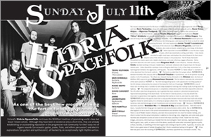 NEARfest 2004 Hidria Spacefolk Spread