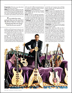 Return To Forever article