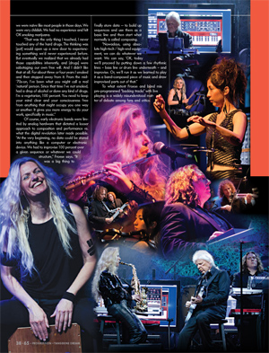 Tangerine Dream page
