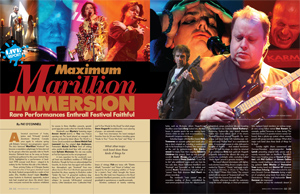 Marillion spread
