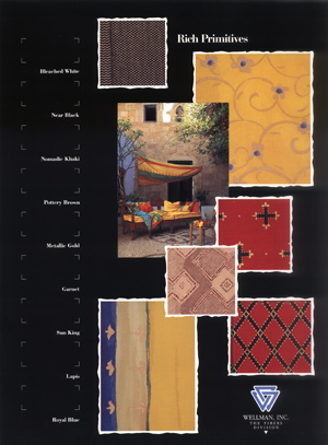 Wellman Fabric Sheet 1