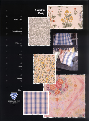 Wellman Fabric Sheet 4